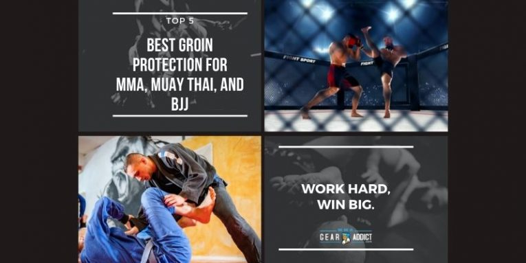 Best Groin Protection for MMA, Muay Thai, and BJJ - best MMA cup