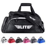 Best Gym Bags for MMA BJJ and Boxing - Elite Sports Boxing Gym Duffel Bag MMA short