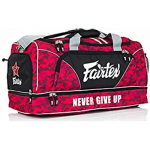 Best Gym Bags for MMA BJJ and Boxing - Fairtex Gym Bag MMA short