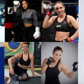 The Hottest Female UFC fighters on Instagram