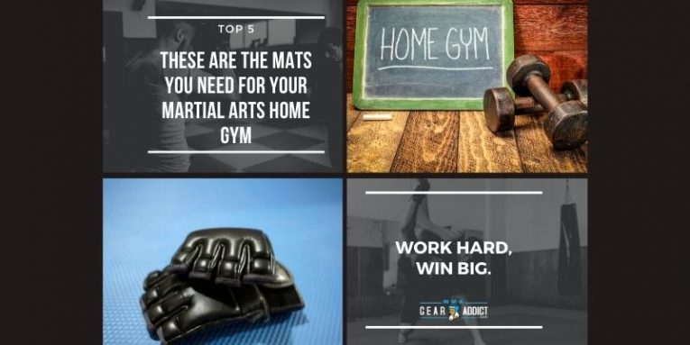 MMA Mats - Editor's Pick and Things to Consider When Buying the Best Floor Mats for MMA Home Gym