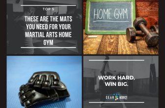 MMA Mats - home gym Muay Thai - Kickboxing and Jiu-Jitsu3