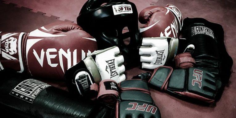 MMA Gear Addict frontpage - Striking Gear 2