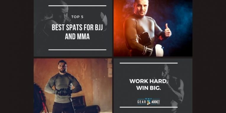 best BJJ spats - Editor's Picks Of The Best Spats for BJJ and MMA