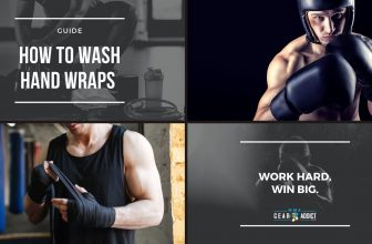 How to Wash Hand Wraps