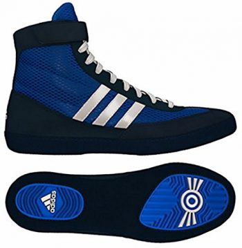 Adidas Combat Speed 4 Wrestling Shoes Overview
