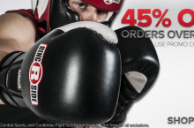 Ringside Coupon: 45% off $200+
