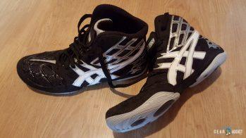 Asics Split Second 9 Wrestling Shoes Overview