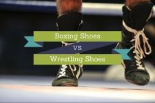 Boxing Shoes vs Wrestling Shoes