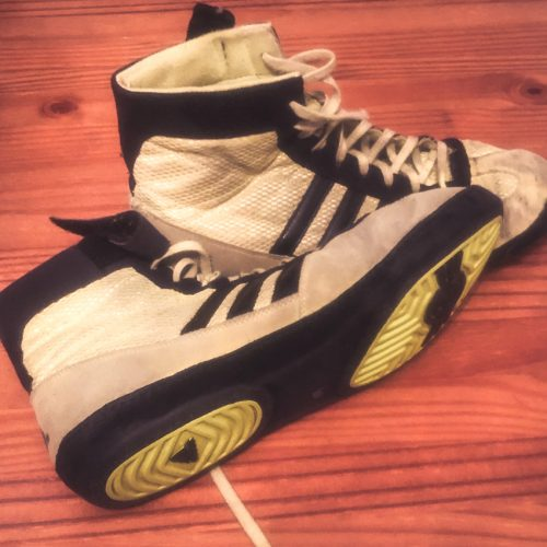 info for 1ce19 5c6fc Adidas Combat Speed 4 Wrestling Shoes Review - MMA Gear Addict