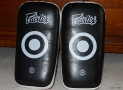 Fairtex KPLC2 Curved Muay Thai Pads Review