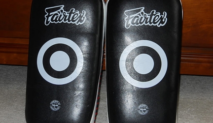 Fairtex KPLC2 Curved Thai Pads Review