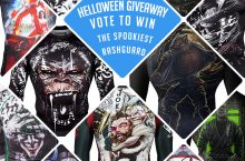The Spookiest Halloween Rash Guard Contest & Giveaway – Ended