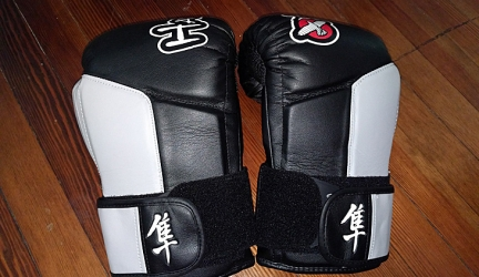 Hayabusa Tokushu Boxing Gloves