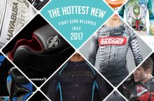 The Hottest New Fight Gear Releases for July 2017