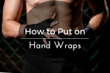 How to Put on Hand Wraps
