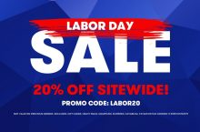 MMAWarehouse Labor Day Sale: 20% OFF Coupon