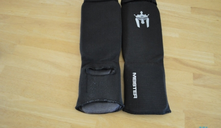 Meister Cloth Shin Guards Review
