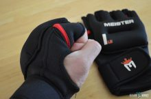 Meister Weighted Workout Gloves