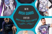 Win Any Rash Guard of Your Choice – Awesome Rash Guard Photo Contest