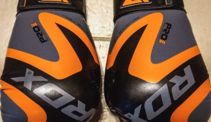 RDX Boxing Training Gloves