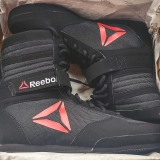 Reebok Boxing Boot-Buck Review