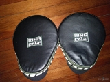 Ring to Cage Deluxe Curved Mitts Review