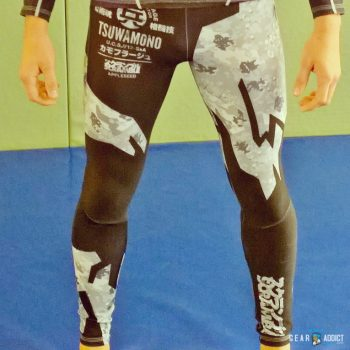 Scramble Urban Camo Spats Overview