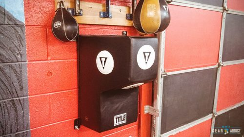 Title Wall Mount Heavy Bag Review Mma Gear Addict