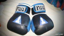 Title Gel World V2T Bag Gloves