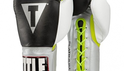 TITLE Platinum Paramount Training/Sparring Gloves Overview