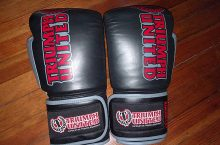Triumph United Death Star Boxing Gloves