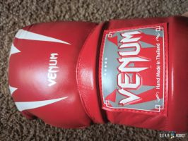 Venum Giant 3.0 Lace Up Leather Gloves Review