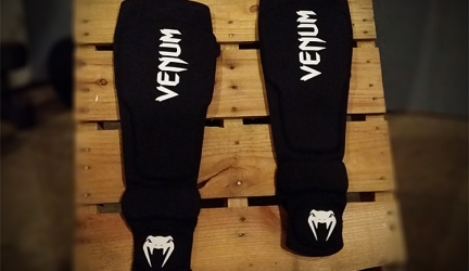 Venum Kontact EVO Shin Guards Review