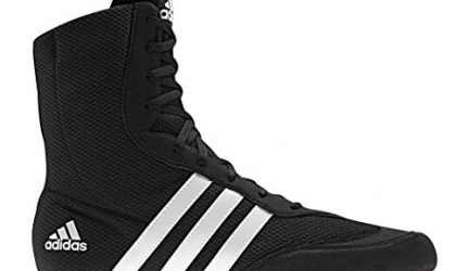 Adidas Box Hog 2 Boxing Shoes Overview