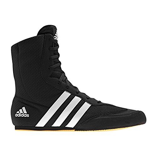new concept f7711 dfa02 Adidas Box Hog 2 Boxing Shoes Overview - MMA Gear Addict