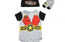 "Buster Brown Baby ""Little Fight King"" Deluxe Bodysuit Gift Set"