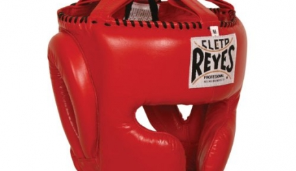 Cleto Reyes Cheek Protection Headgear Overview