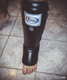 Fairtex Muay Thai SP3 Shin Guards SP3 Review
