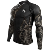 Hayabusa Mizuchi 2.0 Long Sleeve BJJ Rash Guard