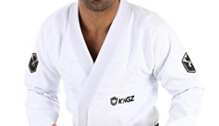 KINGZ IBJJF Classic 3.0  Jiu Jitsu Gi
