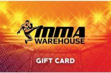 MMAWarehouse.com Gift Card