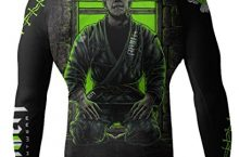 Raven Fightwear Horror Frankenstein's Monster Rash Guard