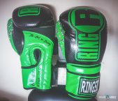 Ringside Apex Flash 14oz Sparring Gloves