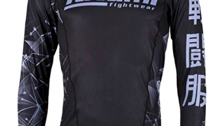 Tatami Essentials Fractal Rash Guard