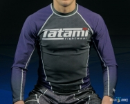 Tatami Ranked Long Sleeve Rash Guards Overview