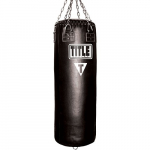 TITLE Boxing Leather Professional Choice Heavy Bag Review