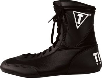 TITLE Lo-Top Boxing Shoes Overview