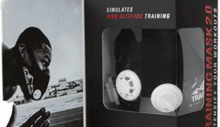 Elevation Training Mask 2.0 High Altitude Simulation Overview