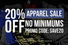 MMA Warehouse: 20% OFF Coupon